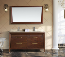 Berkshire 72 inch Double Sink Vanity Solid Wood *New Collection
