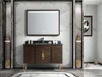 Reynolds 48 Inch Handmade Bathroom Vanity * Italian Designer Collection