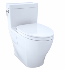 Toto AIMES® ONE-PIECE TOILET, 1.28GPF, ELONGATED BOWL - WASHLET®+ CONNECTION