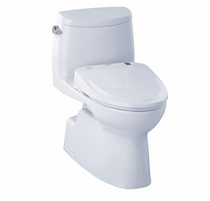 Toto CARLYLE® II WASHLET®+ S300E in Cotton