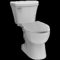 Delta TURNER® Elongated Toilet in White