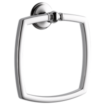 Brizo CHARLOTTE® Towel Ring in Chrome