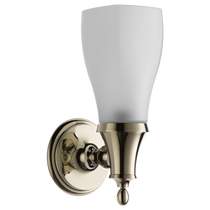 Brizo CHARLOTTE® Light - Single Sconce in Polished Nickel