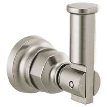 Brizo INVARI™ Robe Hook in Luxe Nickel