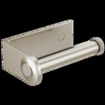 Brizo KINTSU™ Open Post Tissue Holder in Luxe Nickel