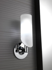 Brizo ODIN® Light - Single Sconce in Chrome