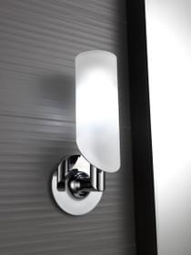 Brizo ODIN® Light - Single Sconce in Chrome