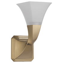 Brizo VIRAGE® Light - Single Sconce in Luxe Gold