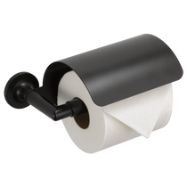 Brizo ODIN® Tissue Holder in Matte Black