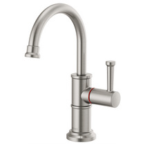 Brizo ARTESSO® Instant Hot Faucet with Arc Spout in Stainless
