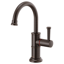 Brizo ARTESSO® Instant Hot Faucet with Arc Spout in Venetian Bronze