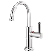 Brizo ARTESSO® Instant Hot Faucet with Arc Spout in Chrome