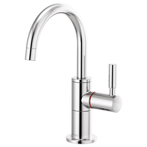 BRIZO® Instant Hot Faucet with Arc Spout in Chrome