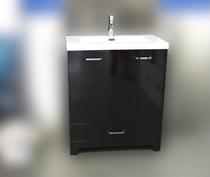 Venus 24 inch Espresso Bathroom Vanity with Top Builder Special