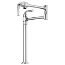 Brizo ROOK® Deck Mount Pot Filler in Chrome