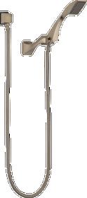 Brizo VIRAGE® WALL MOUNT HANDSHOWER in Luxe Gold