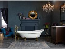 "Kohler Birthday Bath®72"" x 37-1/2"" freestanding bath in White"
