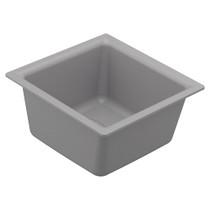 Moen Granite Series - Single Bowl - Drop-In Or Undermount in Grey