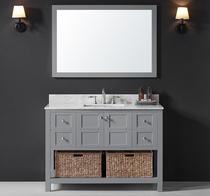 Royal Jupiter 60 inch Gray Single Sink Bathroom Vanity