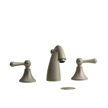"Riobel Classic Manhattan 8"" Lavatory Faucet Brushed Nickel"