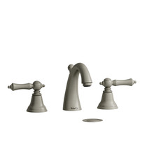 """Riobel Classic Provence 8"""" Lavatory Faucet Brushed Nickel"""