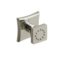 Riobel Eiffel Body Jet Polished Nickel - 370PN