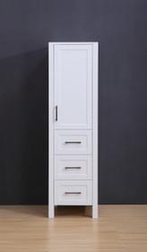 Royal York 24 inch White Linen Cabinet