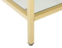 Pina 48 inch Bathroom Vanity Brushed Nickel Frame