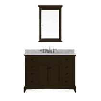 Royal Boca 60 inch Single Sink Espresso Bathroom Vanity **IN STOCK