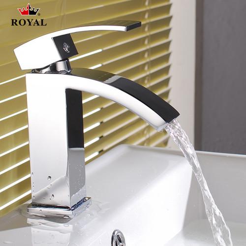 Royal Fall Single Handle Lav Faucet