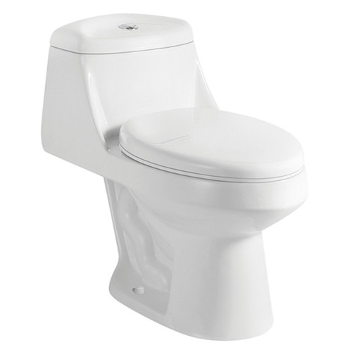 Crown Duo Single One Piece Flush Toilet **HOT DEAL**
