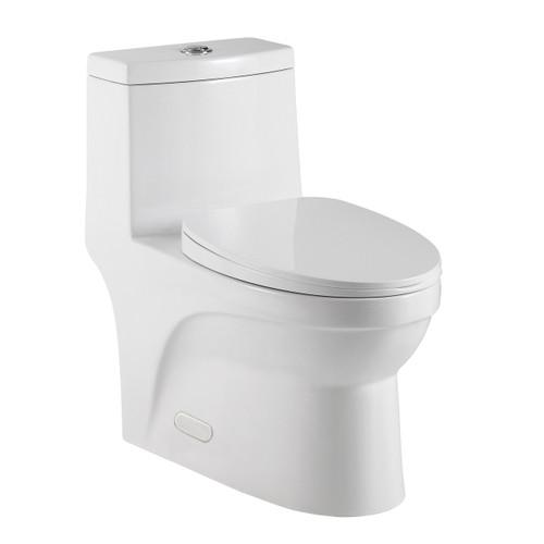 Crown Ultra Single one piece Flush Toilet