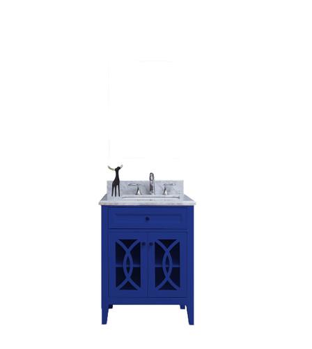 Royal Casa 24 inch Blue  Bathroom Vanity - Now In Stock