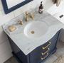 Royal Lucy 24 inch Navy Blue Bathroom Vanity