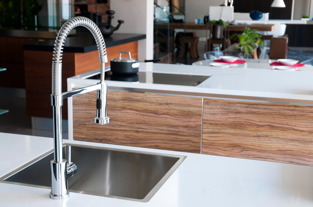 6 Solutions for Common Kitchen Faucet Problems