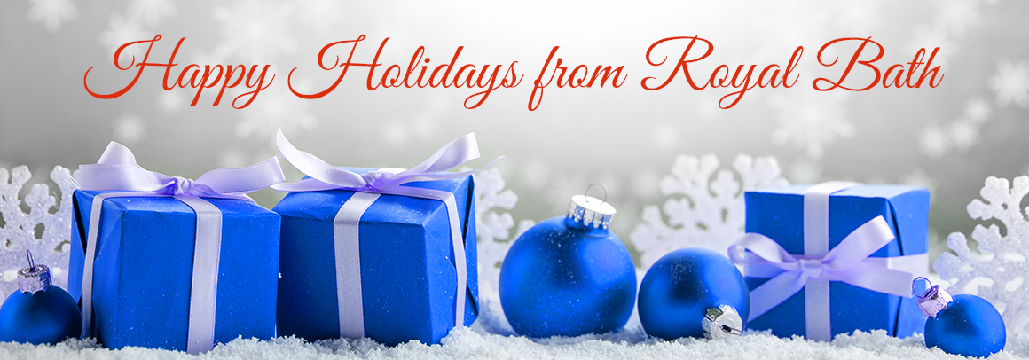 Happy Holidays from Royal Bath Place
