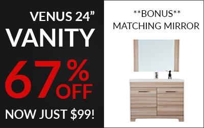 24 inch vanity sale