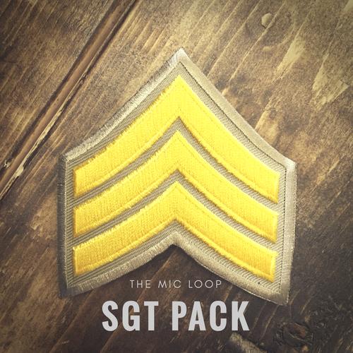 Sergeant Pack [10]