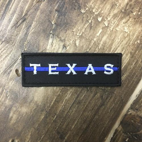 Texas Blue Line Morale Patch