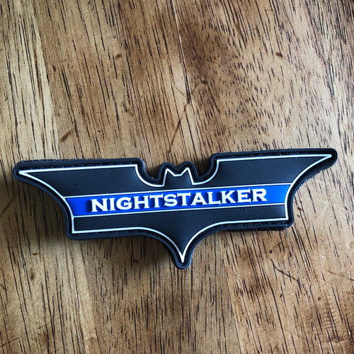 NIGHTSTALKER PVC PATCH