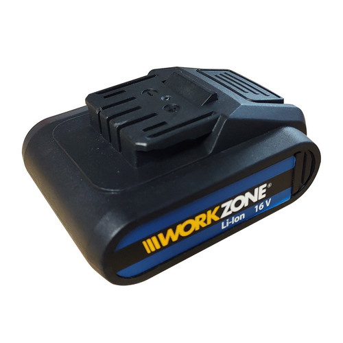 Workzone 16v Lithium-Ion 1.5Ah  Replacement Battery