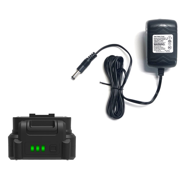 20v Lithium-Ion Battery & Charger Kit – for Ferrex, Gardenline and WorkZone