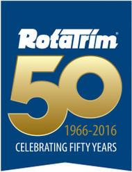 Rotatrim is 50!!