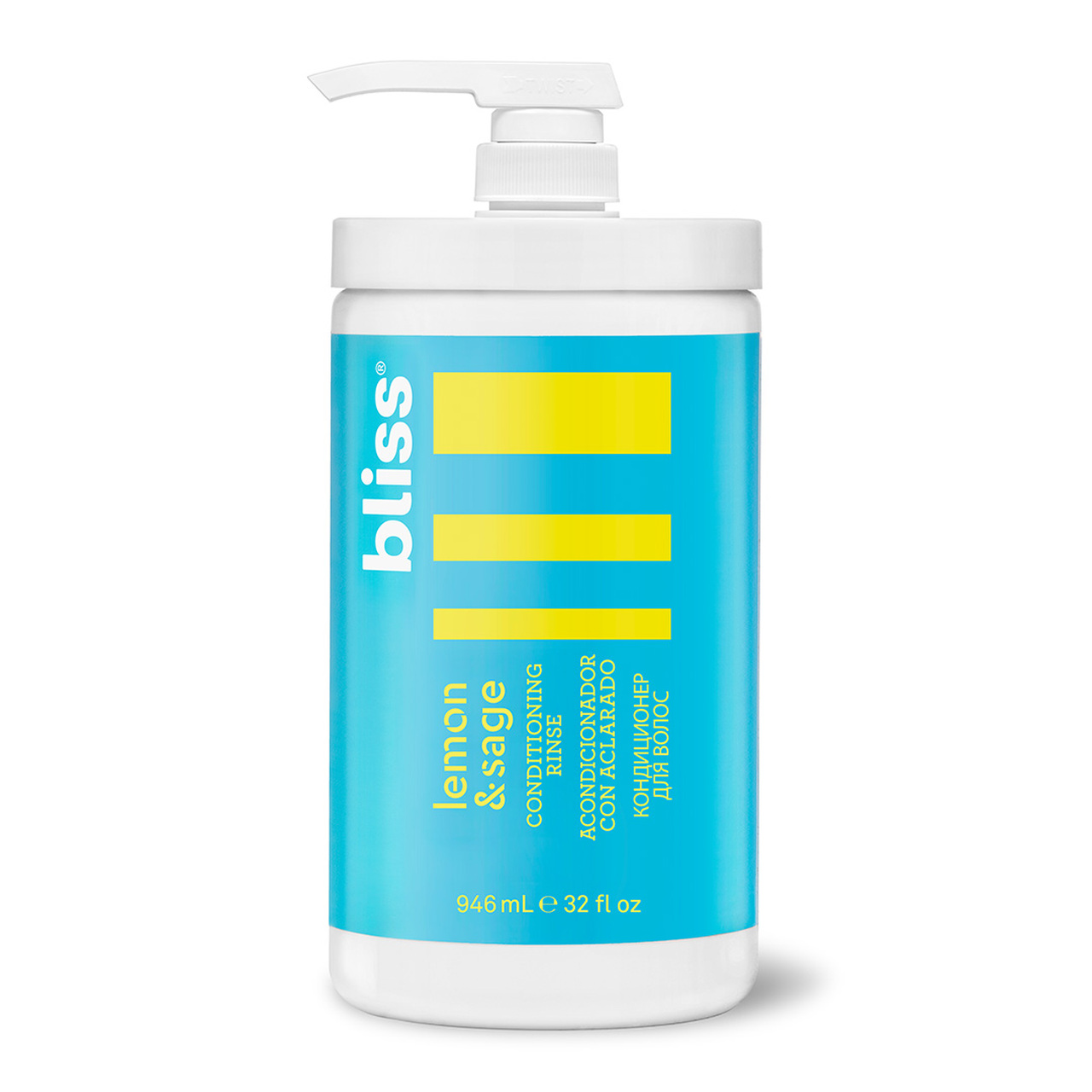 Lemon & Sage Conditioning Rinse