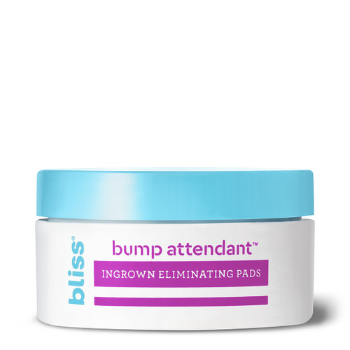 Bliss Bump Attendant - Ingrown Eliminating Pads