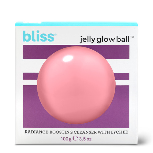 Bliss Jelly Glow Ball - Jelly Ball Face Cleanser