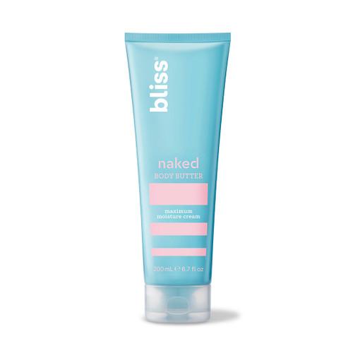 Bliss Naked Body Butter - Moisturizing & Nourishing Cream