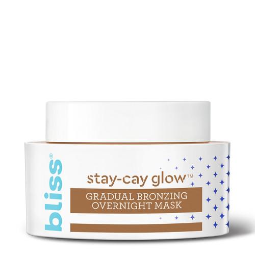 Bliss Stay-cay Glow Gradual Bronzing Overnight Mask