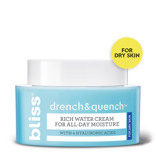 Bliss Drench & Quench For Dry Skin