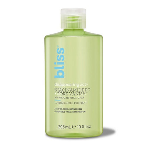 Disappearing Act Toner